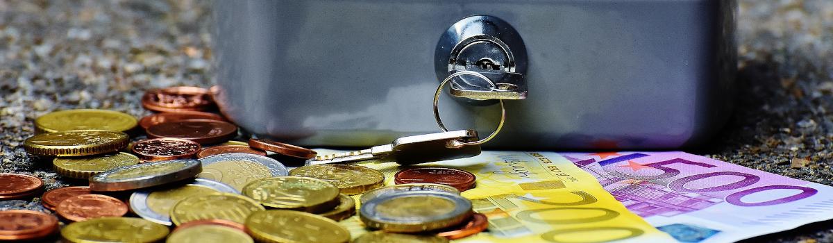 Bargeld die Alternative